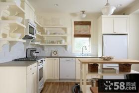 小复式装修厨房效果图大全