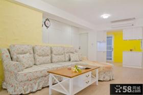 最新田园风温馨公寓装修效果图片