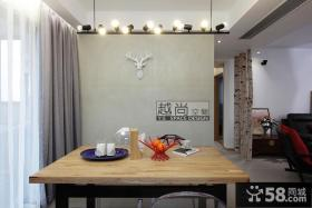 现代室内餐厅设计图片大全欣赏