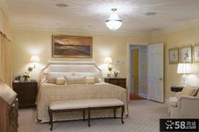 10平米简约卧室设计效果图