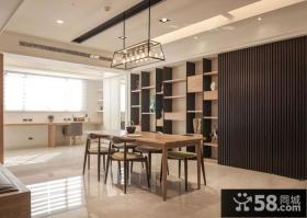 简约现代装修风格餐厅设计