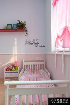 小户型女童房间装修效果图