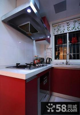 精美现代风格厨房设计