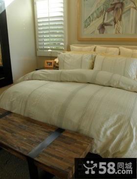 简单欧式装修图卧室