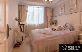 欧式新古典二居儿童房装修效果图片