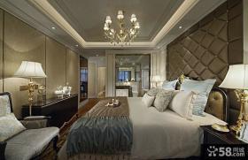 新古典家庭设计时尚卧室效果图大全