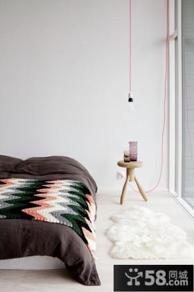10万打造80平2014优质后现代卧室装修风格