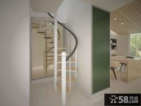 90平米宜家风格复式室内装修图片