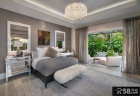 北欧家庭设计卧室效果图欣赏大全