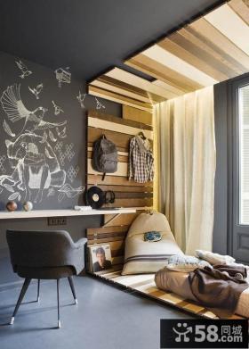 家装小户型室内设计效果图欣赏