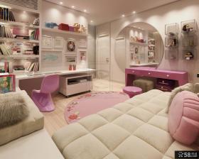 小户型儿童房装修设计效果图欣赏