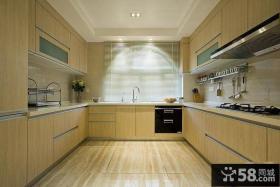 别墅厨房整体橱柜装修