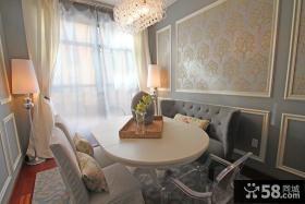 简约风格客厅沙发茶几 装修效果图