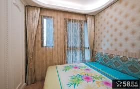 欧式豪华时尚卧室图片大全