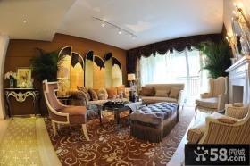 新古典复式家居装修图片欣赏