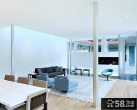 独立别墅客厅装修效果图大全2012图片