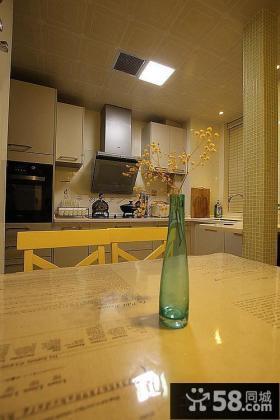 家庭厨房集成吊顶效果图大全