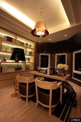 家用餐厅创意led吊灯图片欣赏