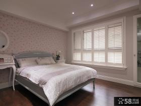 田园设计清新卧室欣赏