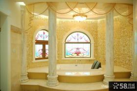顶级别墅卫生间装修设计