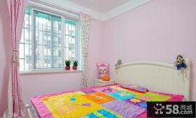 美式家居儿童房装饰设计效果图