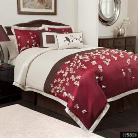 床上用品四件套装修效果图