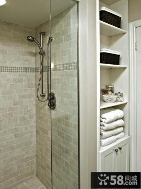 卫生间全抛釉瓷砖效果图片