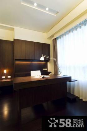 70平米现代公寓室内设计效果图