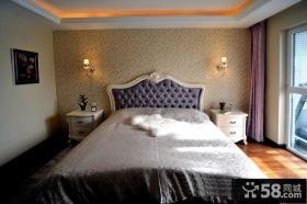 欧式古典风格卧室家具图片