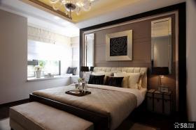 时尚现代风格卧室图片