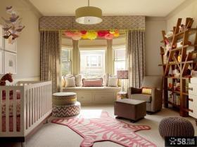 宜家设计室内儿童房效果图大全2015