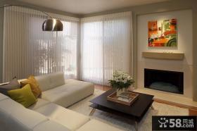 80平米小户型小客厅装修效果图大全2012图片