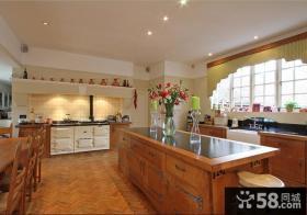 阳台厨房装修效果图欣赏