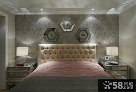 北欧设计室内卧室效果图