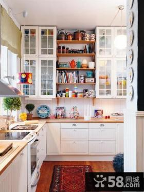 优质小户型装修图 厨房装修效果图