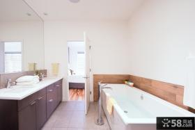 主卧室浴室装修设计图片