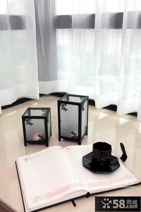 卧室飘窗台装饰灯具