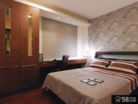 简约风格100平米三居室装修图片大全