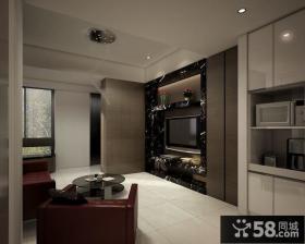 130平米现代复式家居装修设计图片