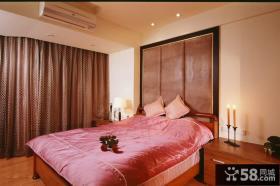 现代温馨卧室装修