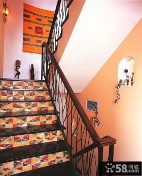 楼梯瓷砖装修效果图欣赏