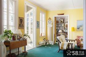 美式乡村风格室内装潢设计