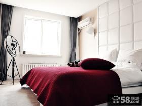 北欧小户型婚房客厅效果图