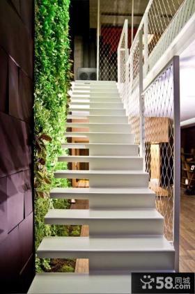 跃层楼梯装修