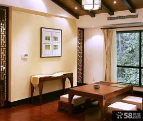 古典中式茶室设计