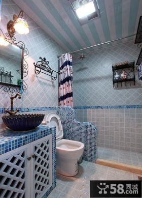 小卫生间瓷砖图片