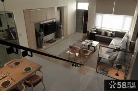 现代简约风格客厅设计图片欣赏