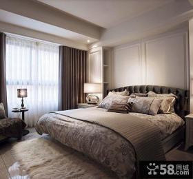 欧式新古典卧室装修效果图片