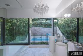 家庭设计阳台效果图