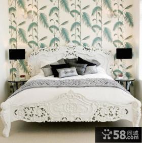 90平米房屋装修效果图2012简约卧室